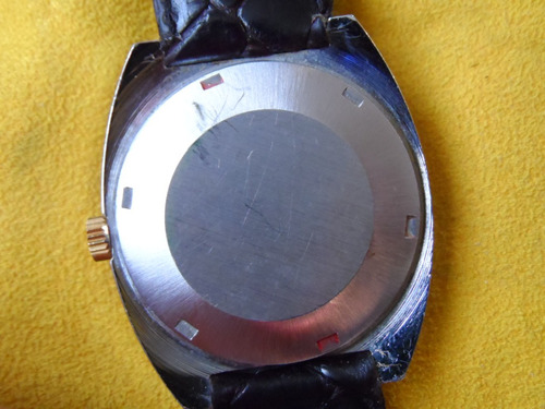 reloj zelcomatic calidad de haste, eterna, steelco, tissot