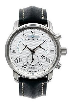 reloj zeppelin 7682-4 - 2 masculino