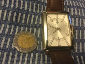 3d10f1fd2db1 Reloj Zodiac Cuarzo Suizo Grande Joyas Estuches Dobles