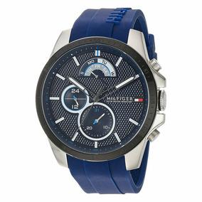 1b1a7ccf801d Reloj Tommy Hilfiger 1790856 Azul - Relojes para Hombre en Mercado Libre  Colombia