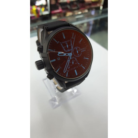 41e71b1f605e Reloj Diesel Dz1273 Para Hombre Pulso De Cuero Cafe - Relojes en Mercado  Libre Colombia