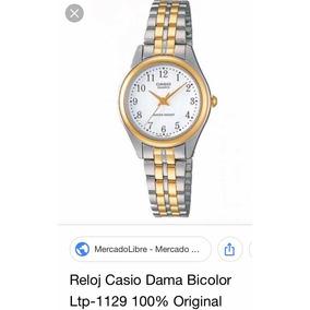 14e8ce9ceb5d Reloj Casio Sheen Dama Original - Relojes en Mercado Libre Venezuela
