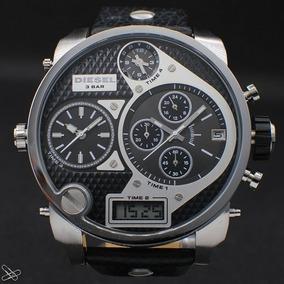 69d11a48f7cd Reloj Diesel 3 Bar Dz7125 - Joyas y Relojes en Mercado Libre México