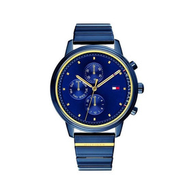 ab1e87e47c49 Tommy Hilfiger Reloj Azul - Relojes en Mercado Libre Colombia