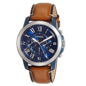 e4fffe4566e0 Reloj Fossil Hombre Azul - Relojes para Hombre en Mercado Libre Colombia