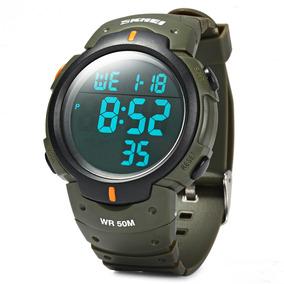 82e9c19156ed Reloj Cronometro Digital De Leds Grande - Relojes y Joyas en Mercado Libre  Colombia
