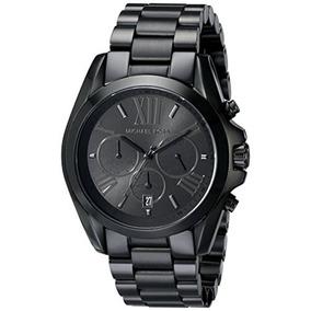 Cronógrafo Michael Kors Reloj Con Blacktone De Bradshaw Para A4j5L3Rq