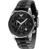 Reloj Emporio Armani Ar5866 Cronógrafo Fecha Nuevo En Caja