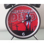 Reloj Despertador Estilo Vintage The Walking Dead - Alarma