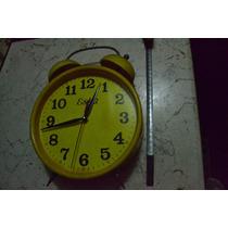 Reloj De Escritorio O Velador