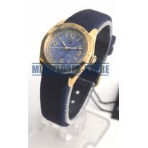 Reloj Tommy Hilfiger 1781550 Correa Silicona Azul Para Dama