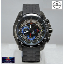 Reloj Casio Edifice Red Bull Ef-550rbpb-1av - 100% Original