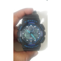 Reloj G-shock Ga 100 Alternativo.!!!!!