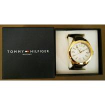 Vendo Reloj Tommy Hilfiger 1781368 Mujer Correa De Cuero