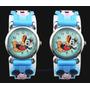Relojes De Mickey Mouse Y La Sierenita Muy Lindos Modelo