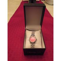 Hermoso Reloj Para Dama Marca Armitron Importado De Usa