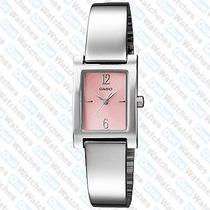 Reloj Casio Ltp-1295d Dama Cristal Mineral Acero Inoxidable