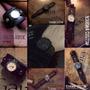 Correas Cuero Genuino Reloj - Bohemia Custom