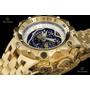 Relojes Invicta Mens Swiss Reserve Venom Hybrid Gold18kl Org