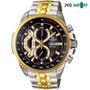 Reloj Casio Edifice Ef-558sg-1av - 100% Nuevo Y Original