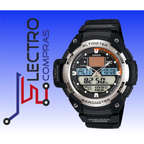 Reloj Cacio Sport Sgw 400- Altimetro, Barometro, Termometro