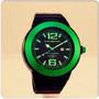 Reloj Chronosport New Happy Negro/verde Tienda Oficial
