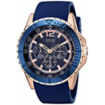 Reloj Guess Iconic U0485g1 Oro Rosa Acero Inoxidable Nuevo