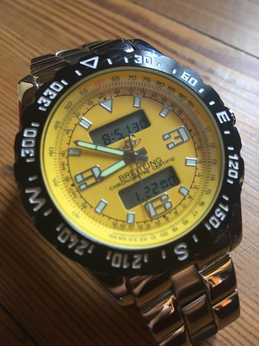 7d833973da Relojes Breitling Usados / Precio Por Cada Uno - $ 4.350,00 en ...