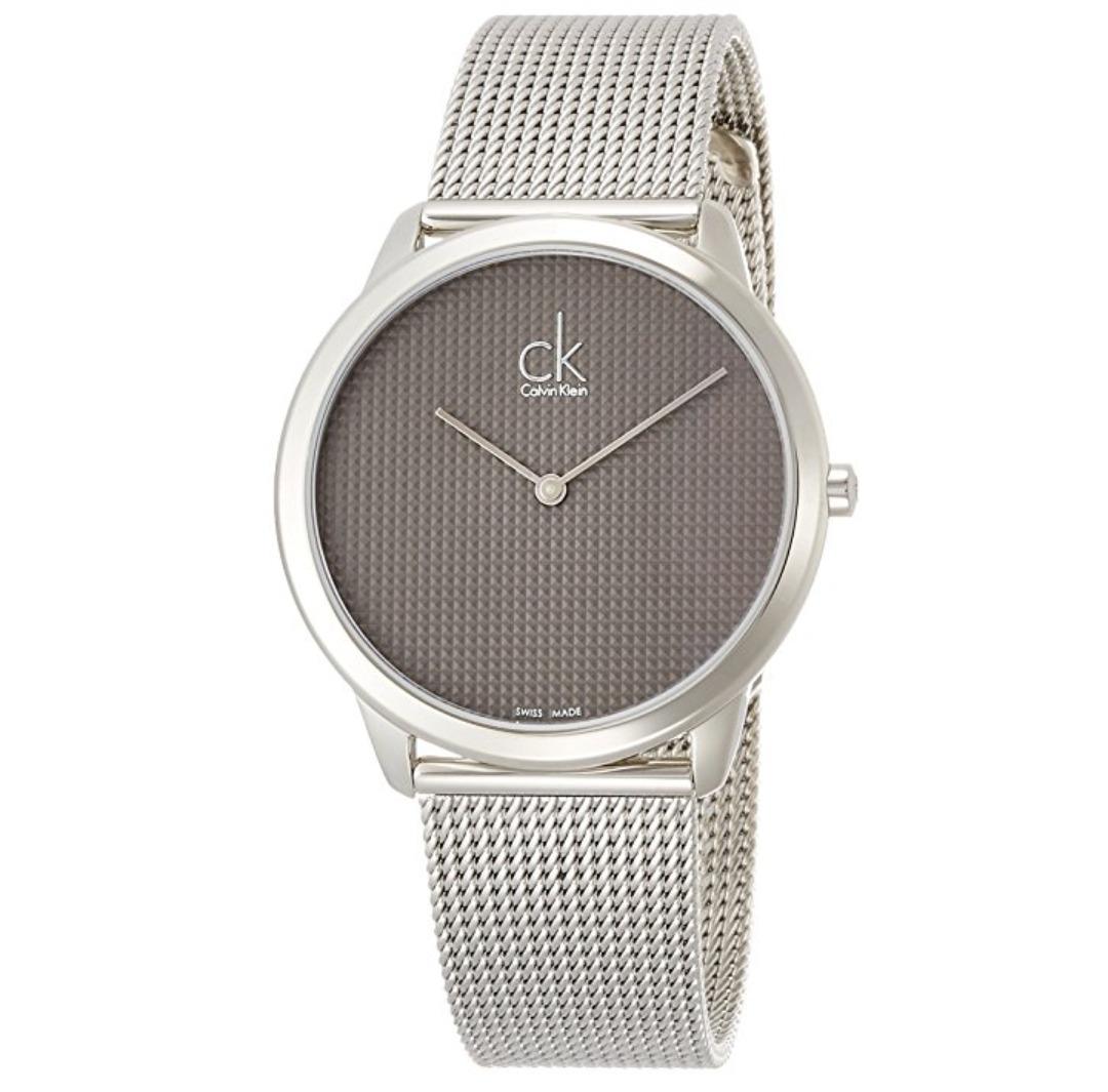 Nuevos Originales Ck A Calvin Klein Son Relojes Pedido g76bfy