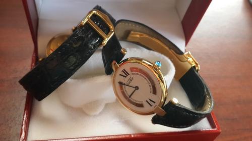 relojes cartier (pareja)