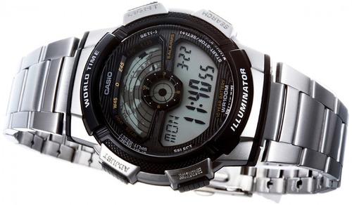 relojes casio ae-1100wd 100% original garantía 5 años