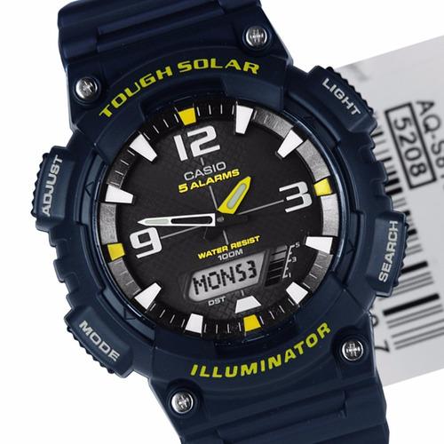 relojes casio aq s810w 100%origi envíogratis garantía 5 años