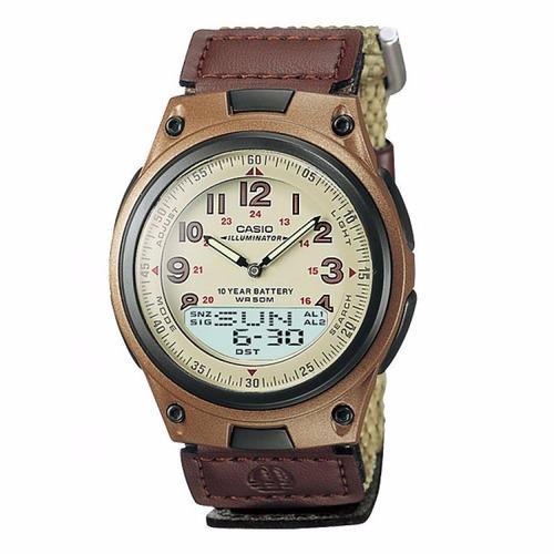 relojes casio aw80v velcro 100% original envio gratis gtia 5