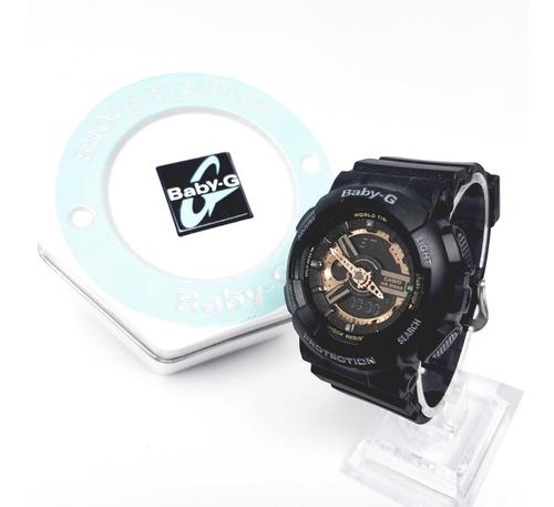 relojes casio baby g