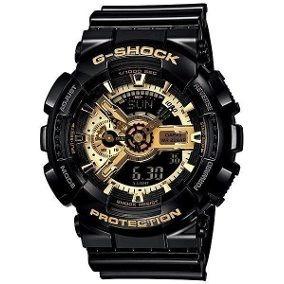891dc7d08da5 Reloj G Shock Negro Con Dorado Relojes - Joyas y Relojes en Mercado Libre  Perú