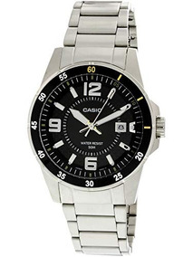 1291d Hombre Para General Metal Fashion Mtp Relojes 1a Casio RL354Aj