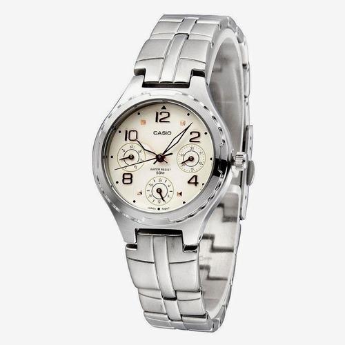 relojes casio ltp-2064a 100% original garantia 5 años