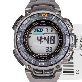 Casio Caja Manual Con Pgr Protrek Relojes Nuevo 1a1dr Reloj 550 En 0XPkO8nwNZ