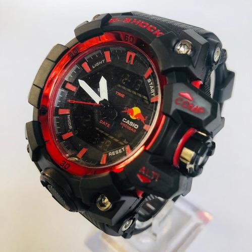 relojes casio red bulls