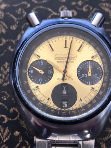relojes citizen cronograph bullhead
