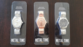 Metal Relojes Colección Clarin Time Watch 3RcAjL54qS