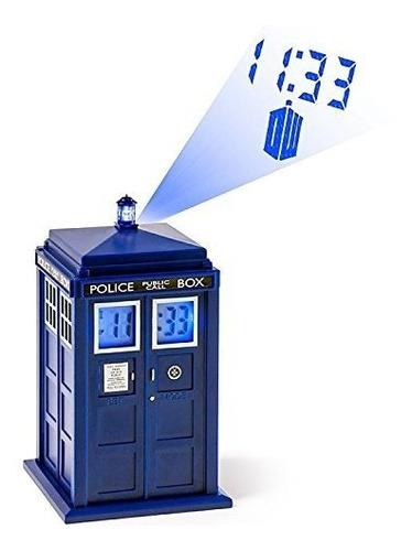 relojes de alarma,el doctor who tardis despertador de la..