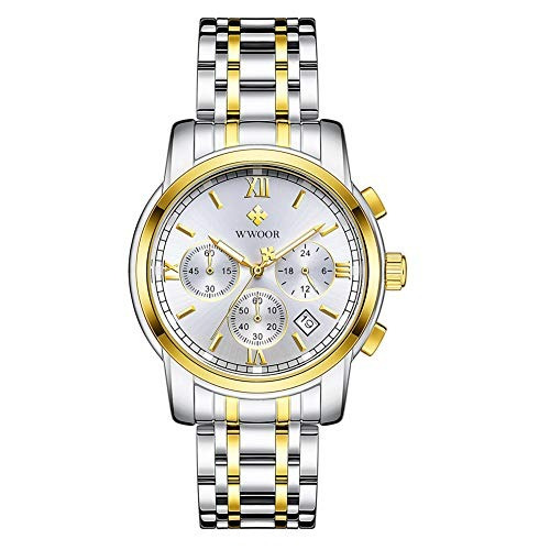 relojes de cuarzo deportivos para hombre lujosos y modernos