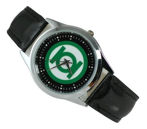 relojes de linterna verde, capitán américa