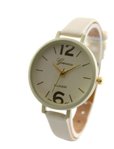 relojes de lujo geneva mujer cuarzo original aaa