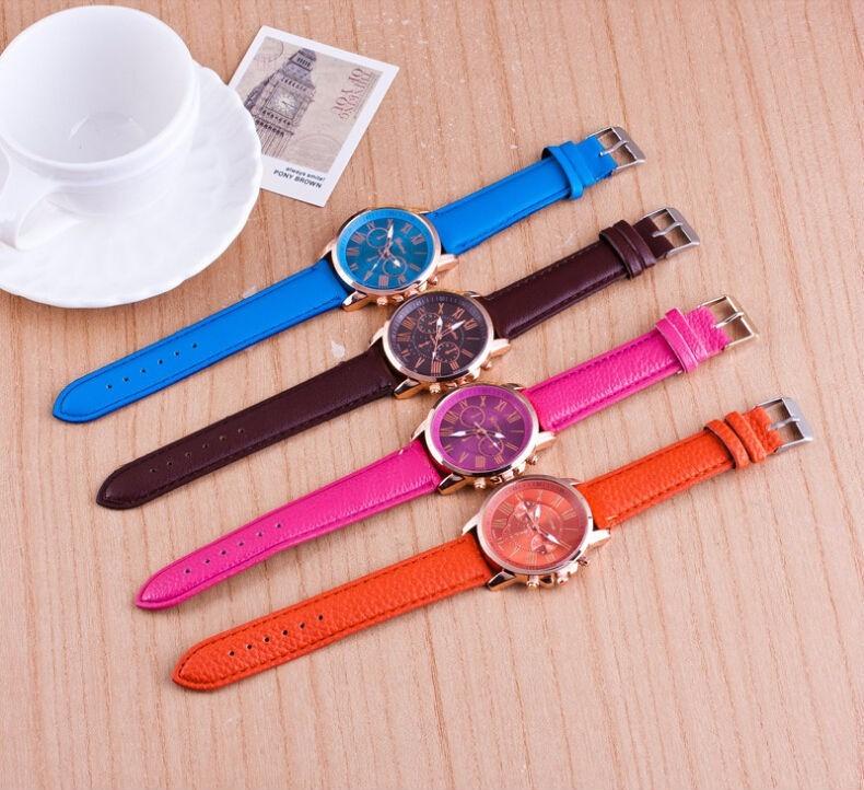 Relojes De Moda Geneva Para Dama Numero Romanos Mayoreo -   59.00 en ... bfe7804b1274