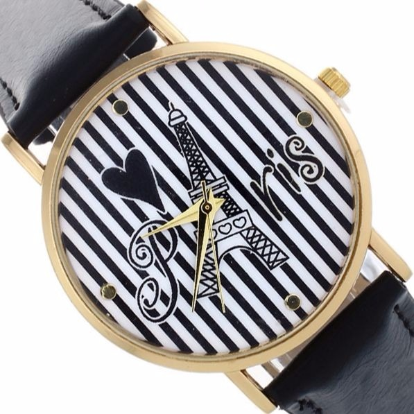 Reloj mujer en paris