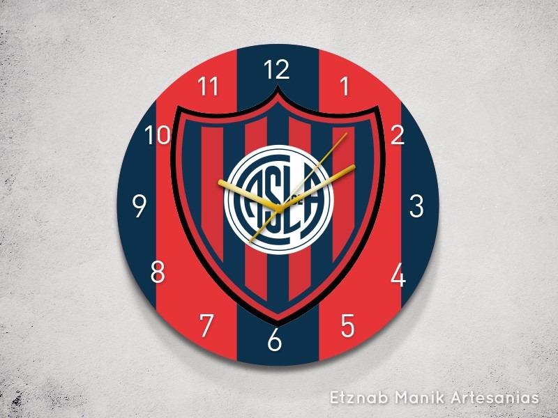 Relojes De Pared De Equipos De Futbol River Boca Casla Etc -   380 ... f05d5c34aa2bc