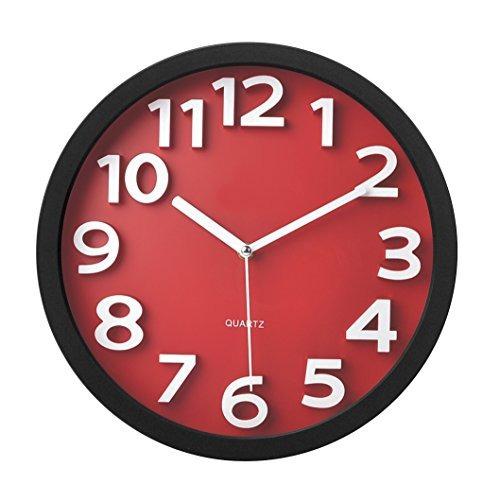 relojes de pared,reloj de pared contemporáneo tempus tc6..