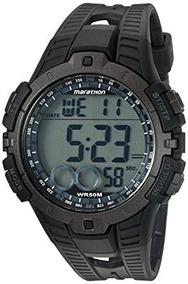 Pulsera Timex T5k802 De marathon Relojes Men's Reloj By WHD9I2E